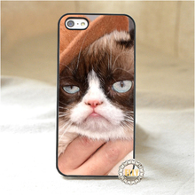 Grumpy Cat Quotes I Had Fun It Was Awful 7 mobile phone case cover for iphone 4 4S 5 5S 5C SE 6 plus 6s plus 7 7 plus *ke61