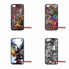 Marvel Sticker Bomb For HTC One X S M7 M8 mini M9 Plus Desire 820 Moto X1 X2 G1 G2 Razr D1 D3 Samsung hard case