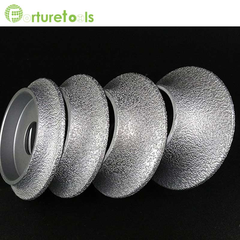 1 piece brazed bond diamond OG abrasive wheels Diameter 74mm hole 20mm for marble ceramic quartz stone rough grind DD066<br><br>Aliexpress