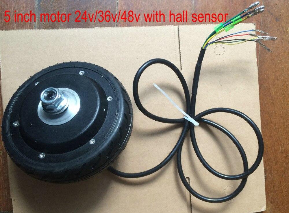 5 inch motor with hall sensor (1)