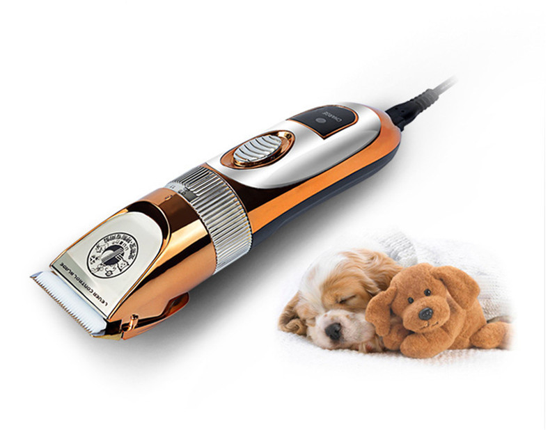 Pet Trimmer Scissors Dog23