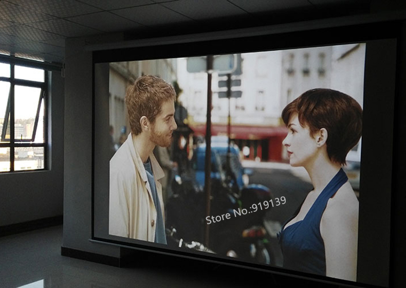 100 inch electric screen pic 20