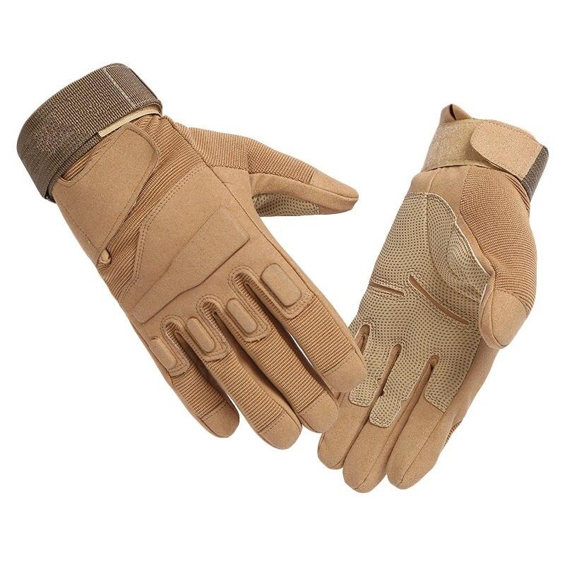 Full finger training outdoor camping gloves riding fitness<br>