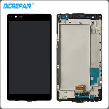 Buy Black LG X Power K220 LS755 K450 X3 LCD Display Touch Screen Digitizer Bezel Frame Full Assembly Replacement Parts for $23.74 in AliExpress store