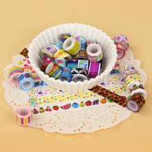 20PCS/Set Kawaii Decoration Tape Mini Color Tapes DIY Stickers Scrapbooking Masking Diary Lace Tape