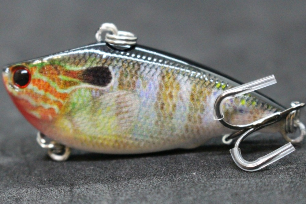 17 wLure Life Like Pattern Fishing Lure with Upgraded Treble Hooks 20