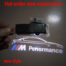 Door Warning Light for BMW E60 E63 E90 E92 E93 X3 X4 X5 X6 M3 M5 M6 F30 for BMW M Performance Projector Logo Ghost Shadow Light