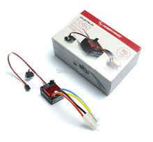 Hobbywing QuicRun 1060 60A Brushed ESC for 1/10 Brushed Speed Controllers RC car Waterproof(China)