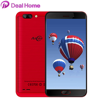 ALLCALL Atom 5.2 Inch TFT IPS Smart Phone MT6737 Quad-core 2GB RAM 16GB ROM Daul Rear Cameras 1280x720 8MP Mobile Phone(China)