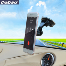 Cobao Car Holder windshield Mount Magnet Magnetic Cell Phone Mobile Holder Universal For iPhone 6 6s 7 GPS Bracket Stand Support