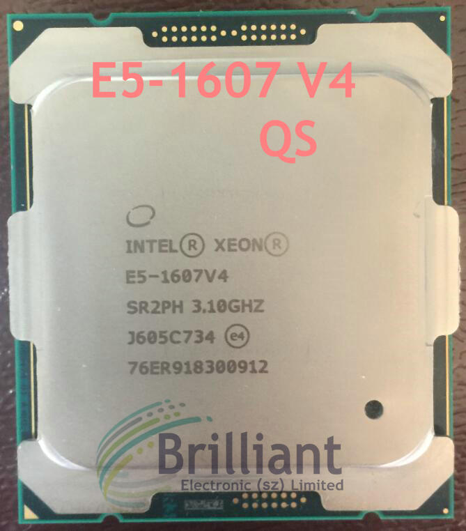 E5-1607 V4