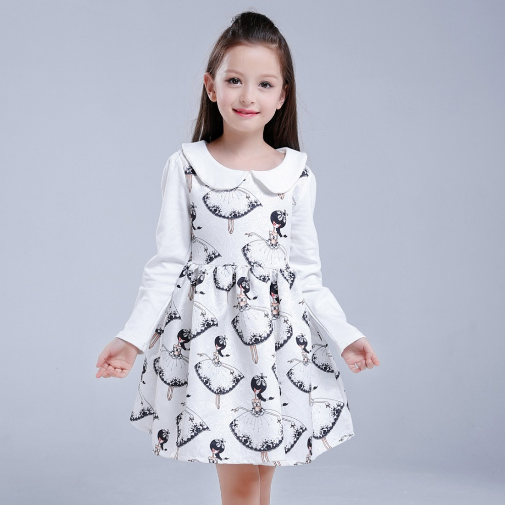 Girls Dresses High Quality Infant Party Dresses Ball Gown Girl Princess Dress Evening Dresses Bow Baby Clothes For Girls 4-12 Y<br><br>Aliexpress