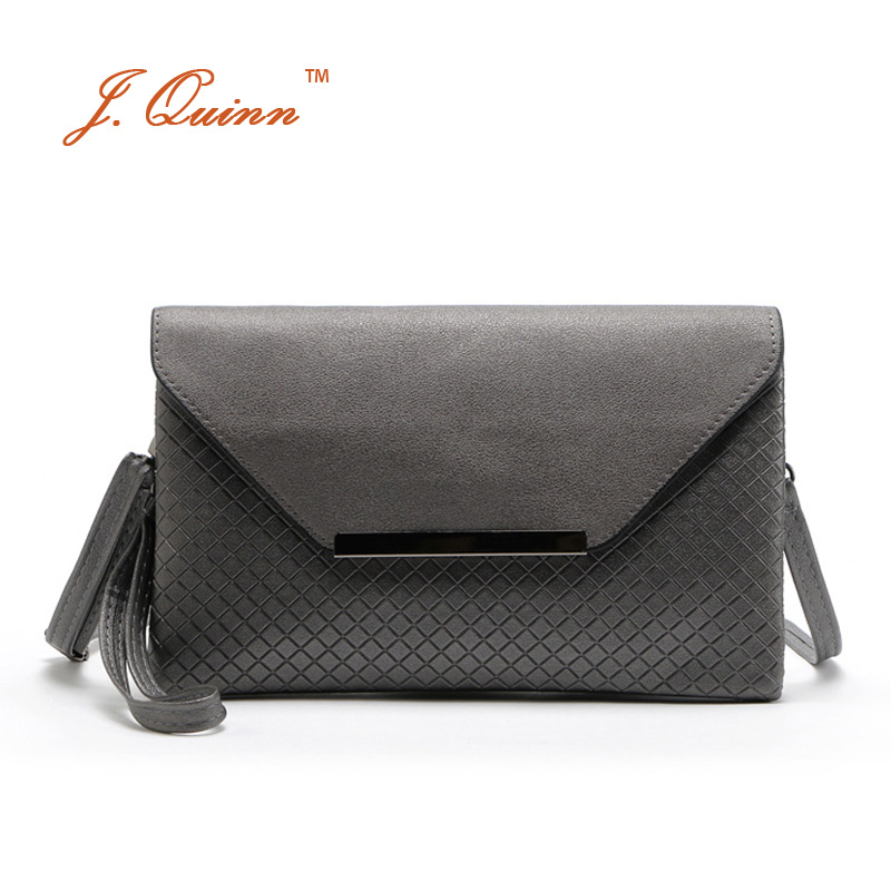 J.Quinn Brand Women Messenger Bags PU Leather Womens Envelope Bag Small Crossbody Handbags Womens Shoulder Bag Lady Party<br><br>Aliexpress