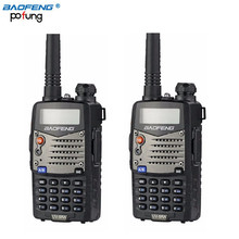 2Pcs BAOFENG UV-5RA Two Way Radio Dual Band UHF VHF 136-174MHz/400-520MHz DTMF VOX Handheld BF-UV5RA Walkie Talkie
