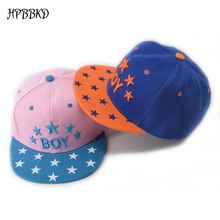 2018 New Fashion Baby Boy Cap Summer Style Kids Snapback Baseball Hat Outdoor Baby girls cotton Sport Hip-hop cap XH-038(China)