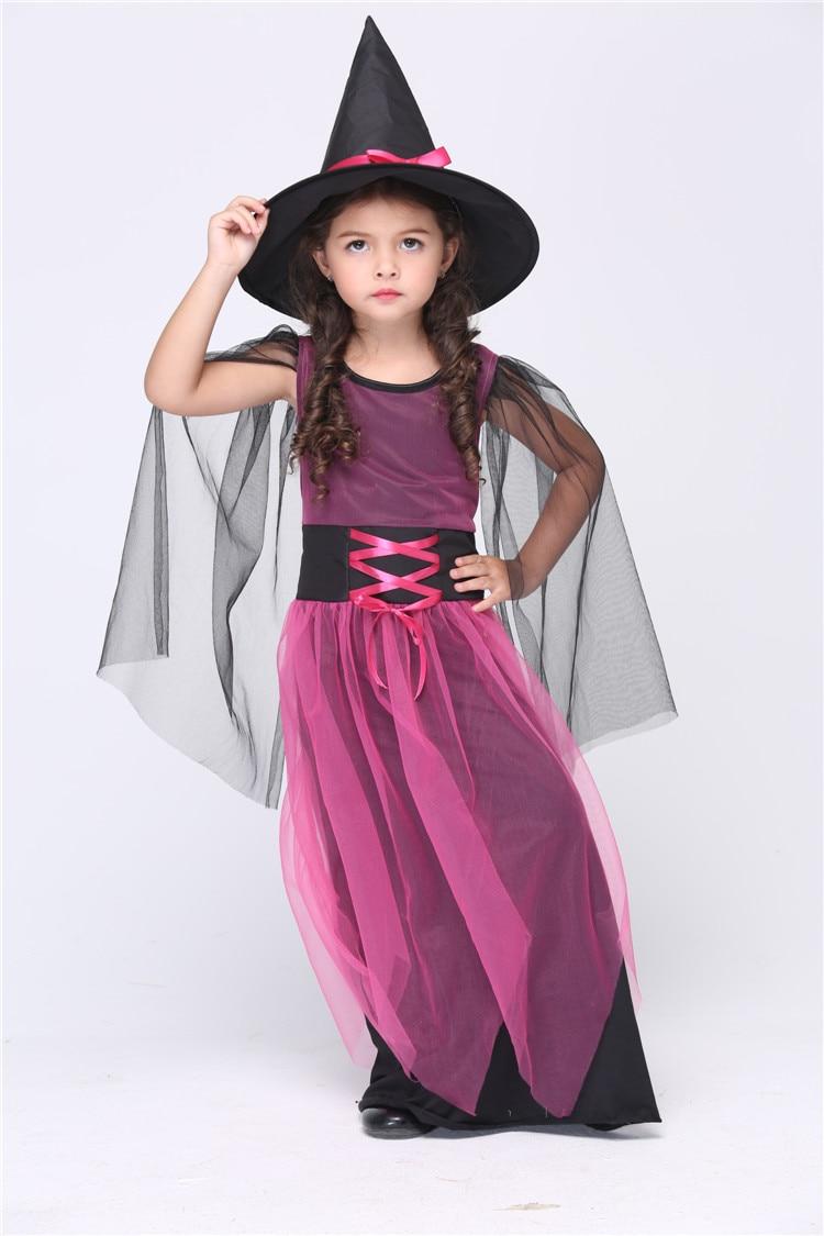 The dress halloween costume - Kids Halloween Costumes Children Suit Girl S Halloween Witch Costume China Mainland