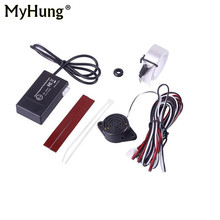 Which Parking Sensors Kits Auto Electromagnetic Parking Sensor No Grill free shipping Car Accessories(China)