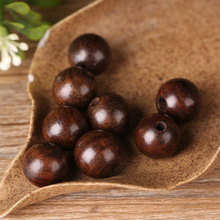 Buy DIY Natural Wood Beads Loose Round Ebony Wooden Beads Spacer Beads Buddha Beads Bracelets Jewelry Findings 200Pcs/Lot for $4.37 in AliExpress store