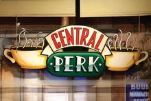 Friends Central Perk TV Show Poster Home Decor Customized Fashion Classic Canvas Print 50x75cm Free Shipping