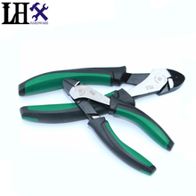 LHX AXY67 2PCS Germany Quality Durable Diagonal Pliers Beading Cable Wire Side Cutter Cutting Nippers Pliers Repair Tool Clamp(China)
