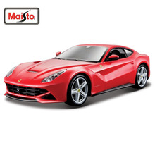 Maisto Bburago 1:24 F12 Berlinetta Diecast Model Car Toy New In Box Free Shipping