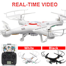 X5C-WIFI FPV Drone with Camera 720 HD Video and Photo WIFI Remote Control Quadcopter Professional RC Drones vs SYMA X5SW