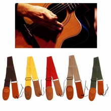 Warp Knitting Classical Guitar Strap Acoustic Electric Guitar Strap Extreme Well(China)