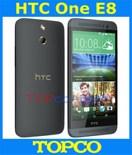"HTC One E8 Dual Unlocked GSM 3G&4G Android Quad-core RAM 2GB ROM16GB Mobile Phone 5.0"" WIFI GPS 13MP+5MP dropshipping"