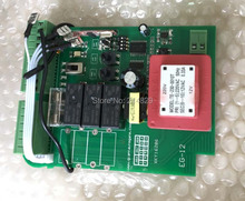 220V controller card access PCB Panel as Accessory parts for Sliding gate opener