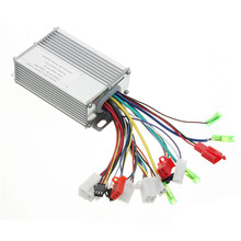 24V 250W Brushless Motor Electric Speed Controller Box for E-bike Scooter Best Price(China)