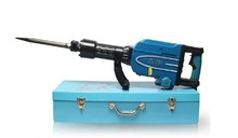 Electric pick gun with rotate handle electric hammer 3600W(China)