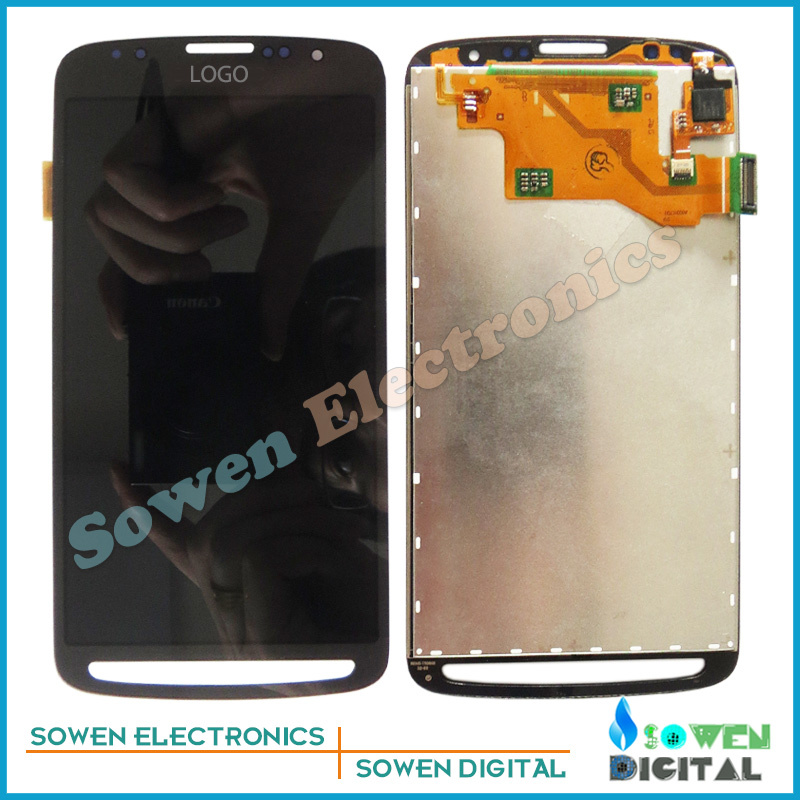 for Samsung GALAXY S4 Active i9295 i537 LCD display Screen with Touch Screen digitizer assembly full sets<br><br>Aliexpress