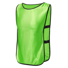 10X Summer SPORTS Soccer Football Basketball Vest TRAINING BIBS Adult(China)