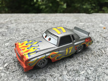 KK01--Original Pixar Car Movie 1:55 Metal Diecast Darrell Cartrip Toy Cars New Loose