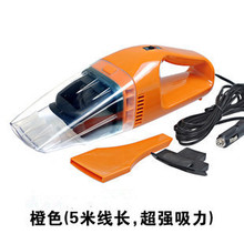 New 2014 100W 5m Cable strong car vacuum cleaner mini vacuum cleaner for car aspirator aspirateur car cleaner Free Shipping