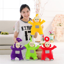 Aeruiy cute cartoon plush authentic anime Teletubbies toy doll of high quality,creative education & birthday gift for children