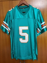 Ace Ventura Movie Ray FINKLE 5 Novelty Football Jersey Green S - 3XL(China)
