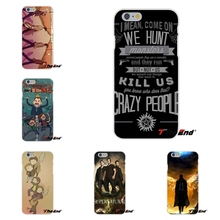 For HTC One M8 M9 A9 Desire 630 530 626 628 816 820 Favorite supernatural dream wichester Soft Silica Gel Case Silicone Cover