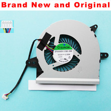 FREE SHIPPING NEW cpu cooling fan for Asus X501 X501U X401U X401V X501V laptop cpu cooling fan cooler EF50050V1-C081-S99(China)