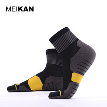 Running Socks Compression Non-slip Calceta Trusox Brand Coolmax Cycling Socks Men Slip Medias Antideslizante Soccer Socks(China)