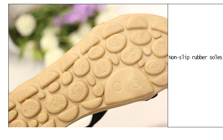 KUIDFAR 2018 Women Sandals Plus Size 36-42  Shoes Woman Summer Fashion Flip Flops Ladies Shoes Sandalias Mujer Black beige