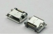 Mobile phone usb female micro usb socket for mk 5p for mini usb micro smd after