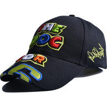 MNKNCL Moto GP Tom Sykes 46 Men Baseball Caps Hat Motocycle Rossi 46 Racing Cap Women Sports Hats Adjustable Bones Snapback Hats(China)
