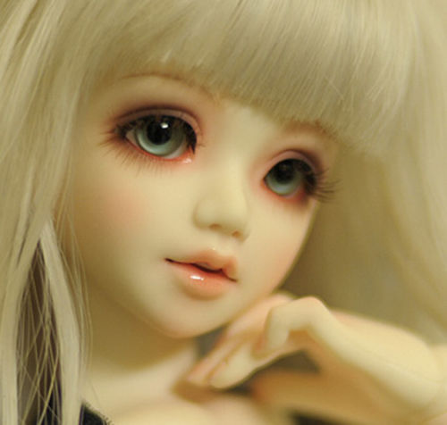 BJD 1//4 DOLL Unoa Sist Fashion Beautiful Girl free eyes Face Up Best Value