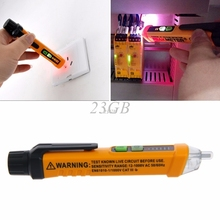 2017 NEW Non Contact Voltage Tester Pen Circuit Detector PM8908C 50-60Hz AC 12-1000V MAY02_20(China)