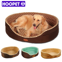 Double sided available all seasons Big Size extra large dog bed House sofa Kennel Soft Fleece Pet Dog Cat Warm Bed s-xl(China)