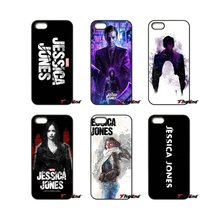 Jessica Jones Marvel Art For Huawei P8 P9 Lite For LG Moto G3 G4 G5 G6 Plus Sony Xperia Z3 Z5 X XZ XA E5 Compact Case Cover(China)