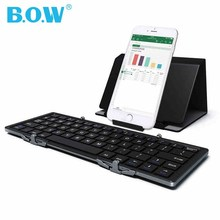 Free shipping Foldable Bluetooth Keyboard Android Windows Systemsmall keyboard phone keyboard Mini ultrathin universal