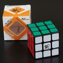 Dayan zhanchi 42mm 3x3x3 Three Layers Speed Puzzle Cube Smooth Profissional magic cube Toys cubo magico(China)