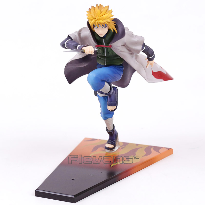 GEM Naruto Shippuden Namikaze Minato 1/8 Scale PVC Figure Collectible Model Toy 21cm<br>